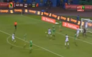 Can 2017/Sénégal VS Algérie - But de Pape kouly Diop