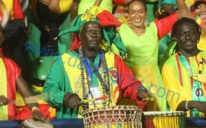 CAN 2017 : Les images du match Sénégal/Algerie