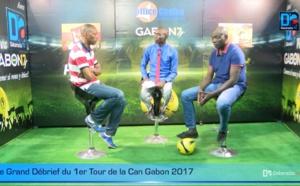 GABON 2017 SUR DAKARACTU : Les anciens internationaux Roger Mendy et Victor Diagne décortiquent le premier tour de la présente Coupe d'Afrique des Nations