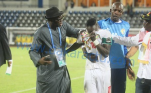 Quart de finale CAN- Les images du match Sénégal vs Cameroun