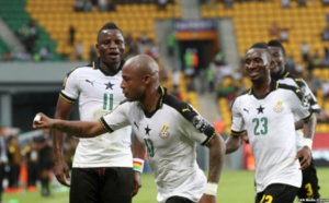 RD Congo-Ghana (1-2), les frères Ayew portent le Ghana (Résumé)