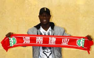Christian Bassogog s'est engagé avec Henan Jianye : Le meilleur joueur de la CAN transféré en Chine