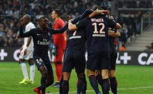 LIGUE 1 : Le PSG humilie l'OM (1-5) au Vélodrome