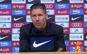 ATHLETICO : Simeone et sa relation avec Messi