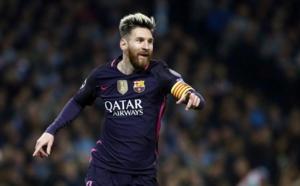 LIGA / Barcelone : Messi termine meilleur buteur du championnat