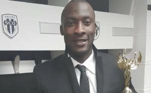 Angers : Cheikh Ndoye élu meilleur joueur de la saison