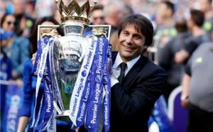 Premier League : Antonio Conte élu meilleur entraineur de la saison