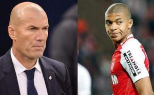 La conversation secrète entre Zidane et Mbappé
