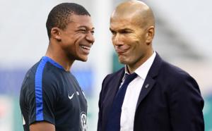 Les promesses de Zidane pour convaincre Mbappé de signer au Real Madrid