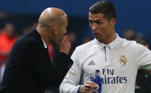 Zidane entérine l'avenir de Ronaldo