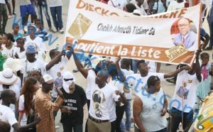 La coalition BBY accueille Amadou Ba à la Médina, impressionnante mobilisation de Cheikh Tidiane Bâ (Images)