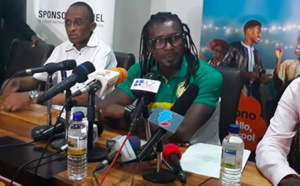 Liste des 26 pour la double confrontation contre le Burkina :  Avec Dioussé  et Modou Diagne, Cheikhou, Sankharé et Moussa Konaté de retour