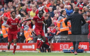 Premier League : Sadio Mane offre à Liverpool sa première victoire