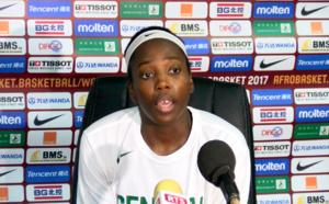 Aya Traoré Capitaine des Lionnes : « Il faudra que l'on entame les deuxièmes mi-temps de meilleure manière »
