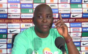 Le coup de gueule du coach Tapha Gaye : « On mange très mal, les joueuses ont presque toutes la diarrhée »