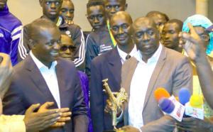 Championnats de Karaté du Sénégal : Le ministre du Commerce a mis la main à la pâte pour la réussite de l'événement