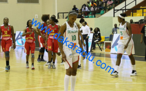 Afrobasket 2017 : Revivez en images le match Sénégal / Mozambique