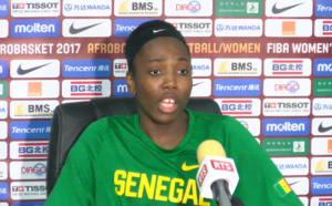 Aya Traoré après le match contre le Congo : « Il faut se concentrer et savoir que tous les matches seront difficiles »