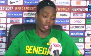 """Aya sur SÉNÉGAL/RDC :  """" C'était un match difficile """""""