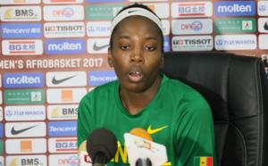 Aya Traoré, Capitaine des Lionnes : « Si on joue notre niveau contre le Nigéria on peut l'emporter »