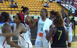 Première phase de l'Afro basket : Les lionnes toutes griffes dehors en attendant les quarts de finale