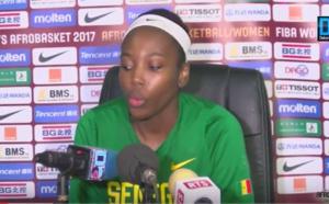 """Aya Traoré : """" On a cru en notre jeu et on se prépare pour la demi finale """""""