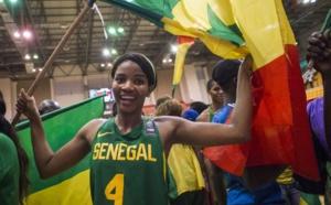 Oumou Khayri Thiam après la ½ gagnée contre le Mozambique : « En finale nous allons venir avec la rage de vaincre »