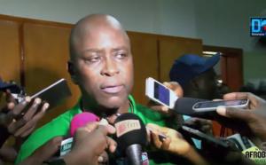 """Tapha Gaye :  """" L'équipe Nigériane était beaucoup plus forte que nous """""""