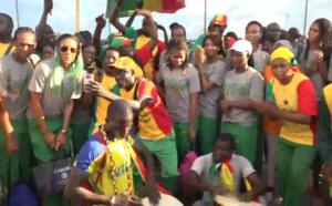 [REPLAY] Afrobasket 2017 : Revivez l'arrivée des lionnes à l'aéroport Léopold Sedar Senghor
