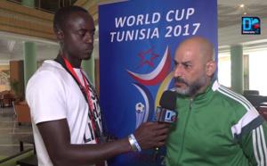 """Mohamed Gandour, Coach Adjoint de l'équipe du Sénégal de mini-foot : """"Nous ne sommes pas là pour jouer les seconds rôles"""""""