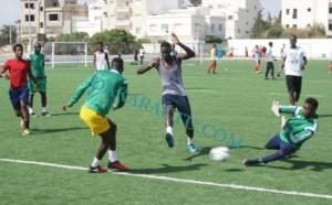 1e galop : Les Lions du mini-foot prêts à aborder la compétition