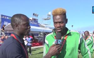 """Momo Cissé, capitaine des Lions du mini foot  : """" Nos débuts ne pouvaient être plus beaux """""""