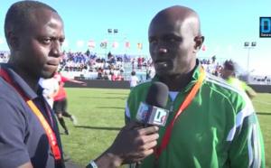 CM mini-foot : Cheikh Sidy Ba satisfait de la victoire