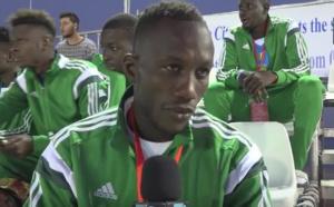 """Pape Samba Diallo, gardien de but : """" Ce que font mes coéquipiers ne me surprend pas, je suis très content de ce que je fais dans le terrain """""""