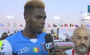 """Momo Cissé, capitaine du Sénégal : """"À 2-0, il fallait sortir le grand jeu pour égaliser et les faire trébucher"""""""