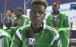 """Karifa Camara : """"C'est une opportunité de participer à la Coupe du Monde mini-foot"""""""