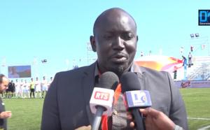 """Daouda Ndiaye, membre de la délégation du Sénégal :  """" Nous nous réjouissons  de la qualification en quart de finale"""""""