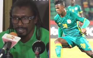 """Aliou Cissé sur le cas Diao Baldé Keïta : """"On va gérer en interne"""""""