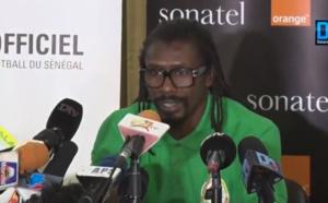Qualification à la Coupe du Monde : Aliou Cissé lance un message fort aux sénégalais