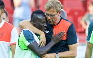 """Jurgen Klopp, manager de Liverpool : """"Si Sadio Mané est disponible, nous ne pourrons pas le retenir"""""""