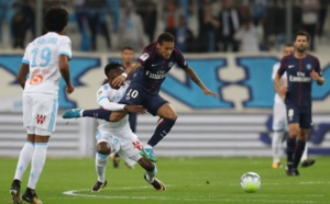 Paris arrache le nul à Marseille