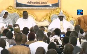 SERIGNE BASS À MACKY ; ' Le Khalife a prié pour que Dieu vous permette d'achever tous ces chantiers '