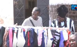Coulisses du Grand Magal de Touba: Les chaussettes très prisées des pèlerins (Commerçants)