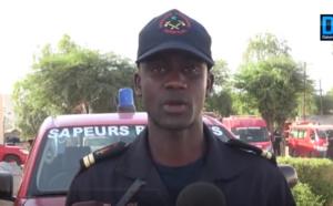 Accident  mortel de Sagatta : La brigade des sapeurs-pompiers fait le point
