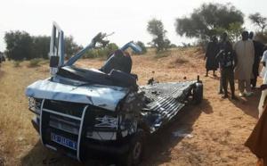 ACCIDENT SUR LA ROUTE DE TOUBA : Une enquête ouverte par la gendarmerie