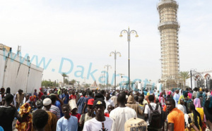 A 24 heures du Grand Magal, Touba refuse du monde (Photos)