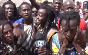 Magal Touba : Le mausolée de Mame Cheikh Ibrahima Fall pris d'assaut