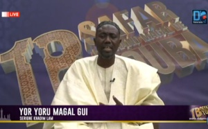 (REPLAY) MAGAL TOUBA 2017 : REVIVEZ NOTRE PLATEAU YOR YORU MAGAL AVEC SERIGNE KHADIM LAM