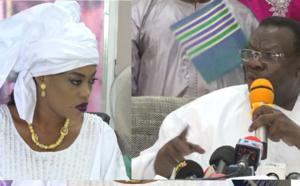Sokhna Aïda Diallo fait fi de la polémique sur les 300 millions de « Adiya » offerts à Cheikh Béthio, et vise le milliard pour le prochain Magal
