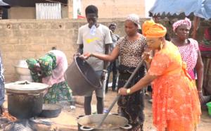 « Berndé» gargantuesque du Magal : Quand ont fait bonne chère à Touba